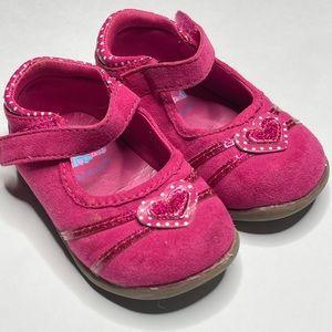 Sesame Street Gabby Heart Mary Jane Flat Shoe